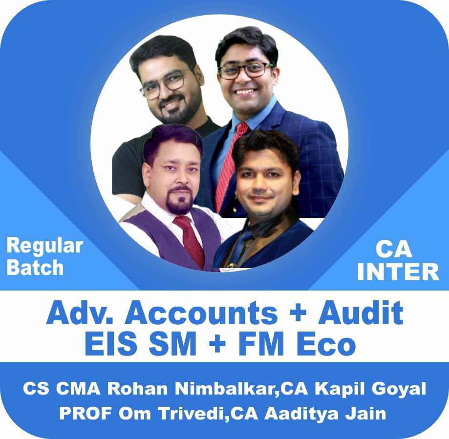 Adv. Account + Audit + EIS SM + FM Eco