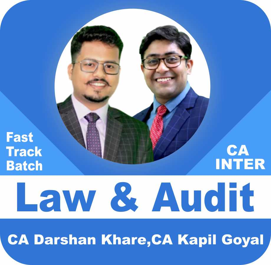 Law & Audit Fast Track Combo