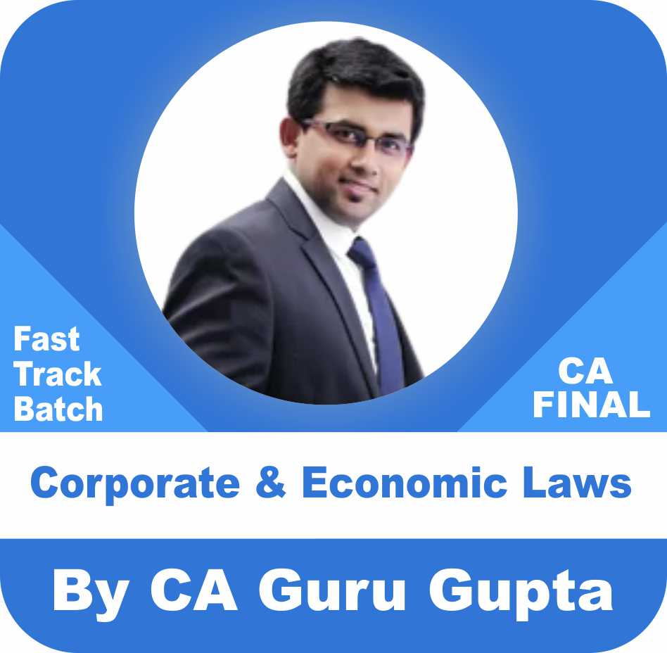 Corporate & Economic Laws Fast Track Batch