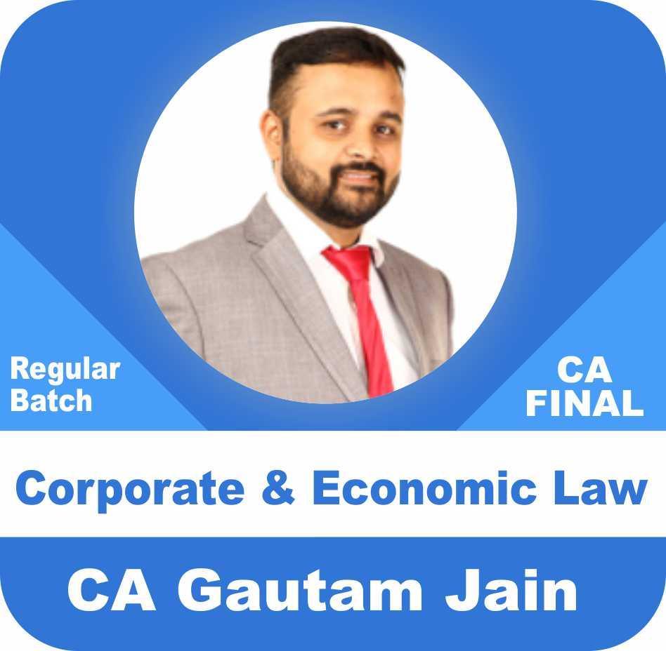 Corporate & Economic Laws Regular Batch