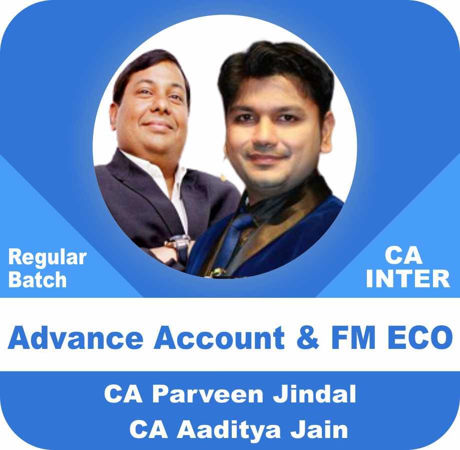 Advance Account & FM ECO Regular Batch Combo