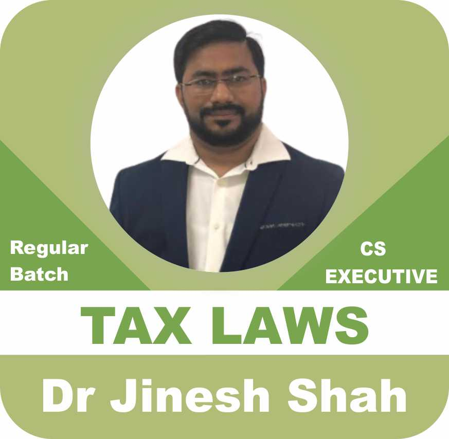 Tax Laws Regular Batch