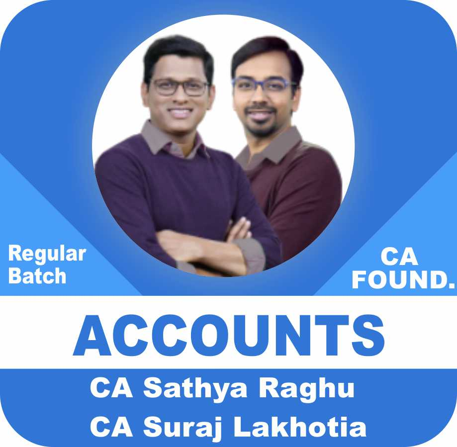 Principles and Practice of Accounting Regular Batch
