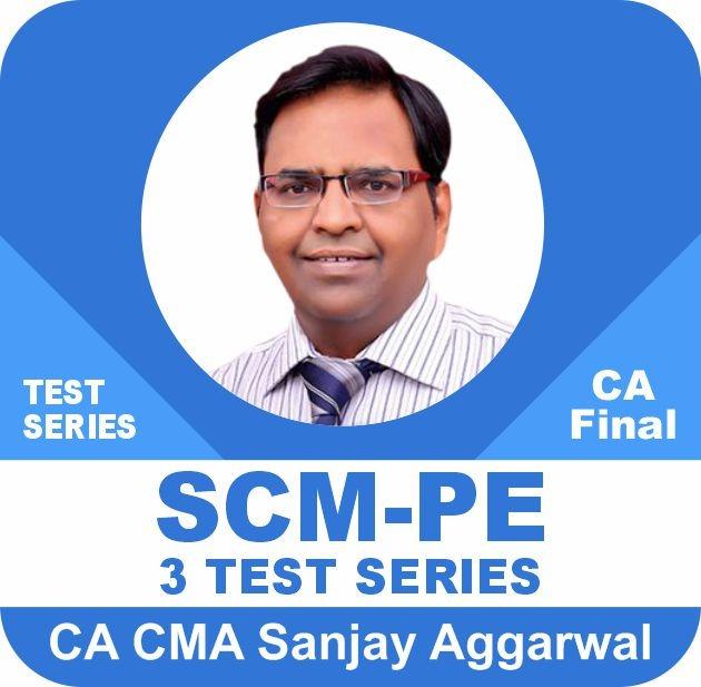 SCM PE - Test Series