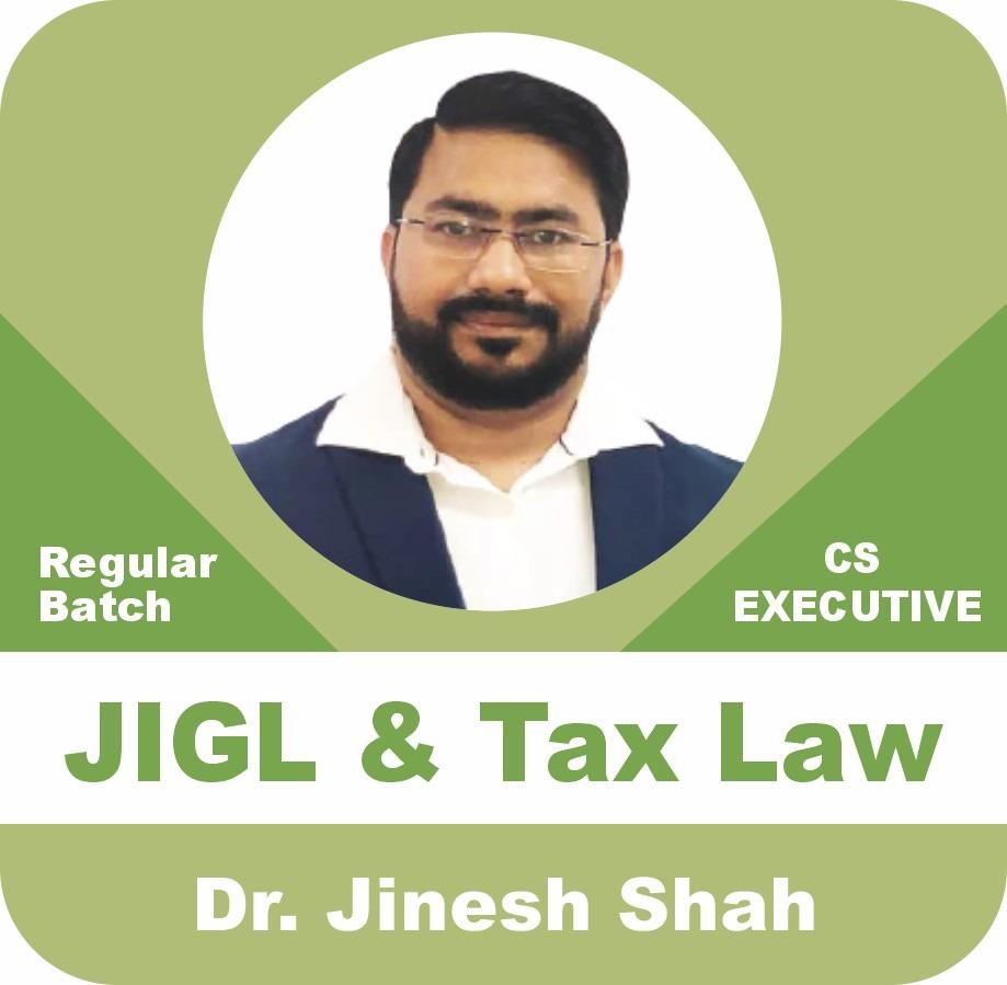 JIGL & Tax Laws Combo