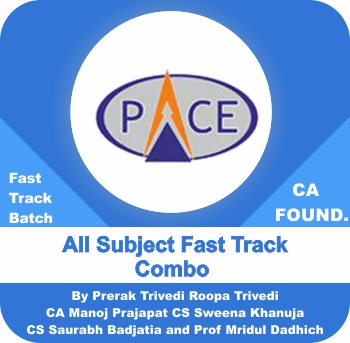 All Subjects Fast Track Combo