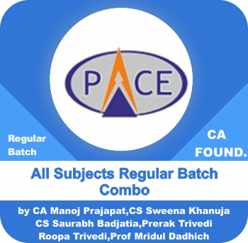 All Four Subjects Regular Batch Combo