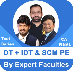 DT, IDT & SCMPE Test Papers