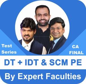 DT, IDT & SCMPE Test Papers