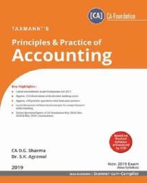 Principles & Practice of Accounting - New Syllabus