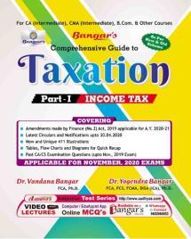 Comprehensive Guide to Taxation – I (Income Tax)
