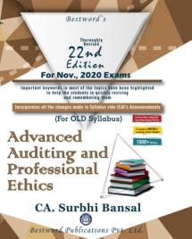 Advanced Auditing and Professional Ethics (Old Syllabus)