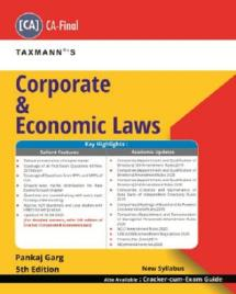 Corporate & Economic Laws (Main Book)