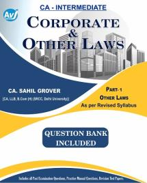 Corporate and Other Laws Part-1 (Question Bank Included)