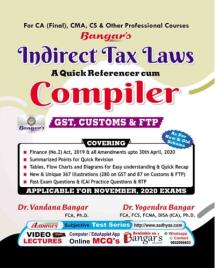 Indirect Tax Laws – A Quick Referencer cum Compiler