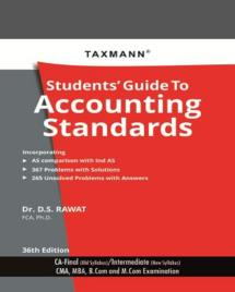 Students' Guide to Accounting Standards