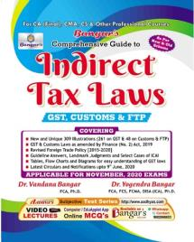 Comprehensive Guide on 'Indirect Tax Laws'