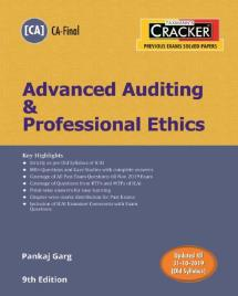 Crackers - Advanced Auditing & Professional Ethics