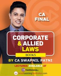 Corporate and Allied Laws (Set of 10 Books)