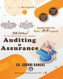 CA Inter Auditing and Assurance